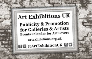 Art Exhibition UK Business Card