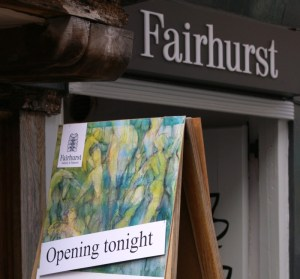 Fairhurst Gallery Private View
