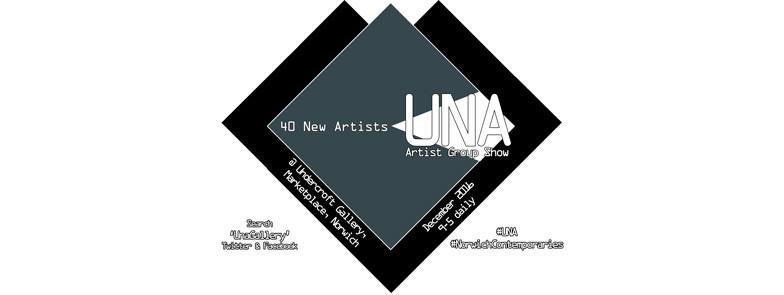 UNA Gallery Presents Industrial Colour, The Undercroft, Norwich