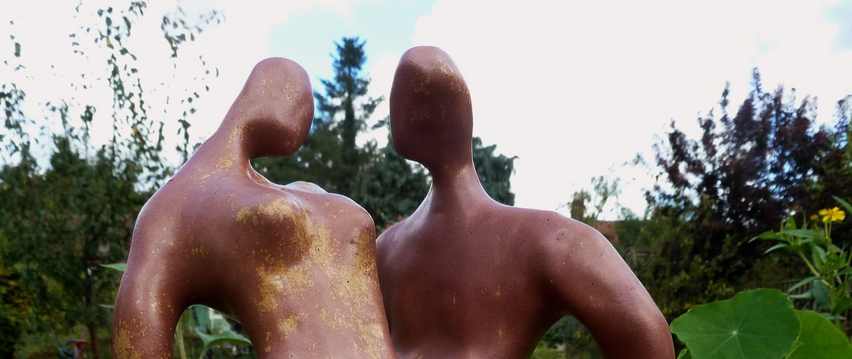Sculpture Exhibition, Laure OM, The Garage, Norwich