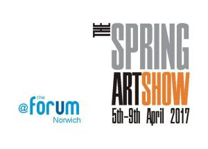 Spring Art Show 2017, The Forum, Norwich, Norfolk