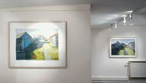 Artist Malca Schotten Mandell's Gallery