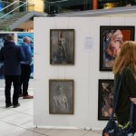 Spring Art Show, The Forum, Norwich, Norfolk