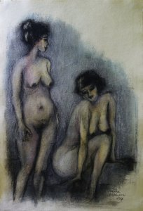 Monika Wesselmann No.4, Norwich 20 Group - Naked in Norwich 8