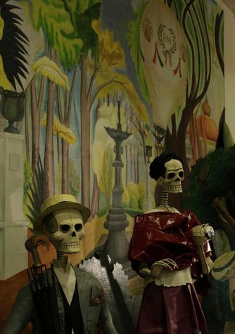 Ofrenda Museo Dolores Olmedo