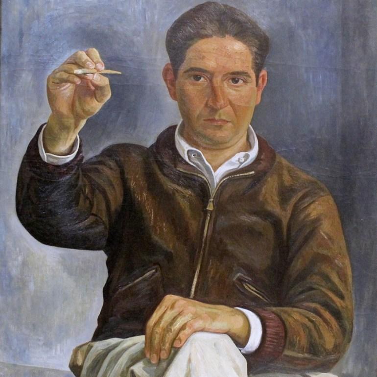 Autorretrato (1947) óleo sobre tela