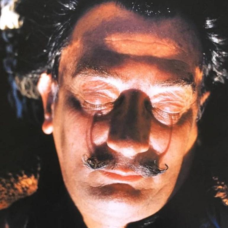 Salvador Dalí en la intimidad