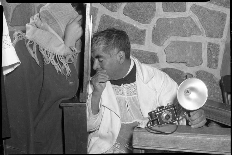 """""""Héctor García Fotógrafo del pecado Plata/gelatina 1960"""