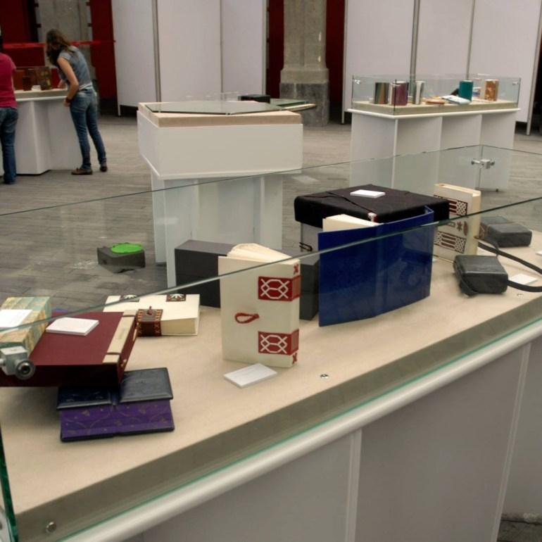 Primera Expo Nacional de Artes y Oficios del Libro
