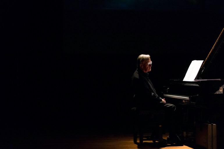 London Sinfonietta in rehearsal © Maja Smiejkowska