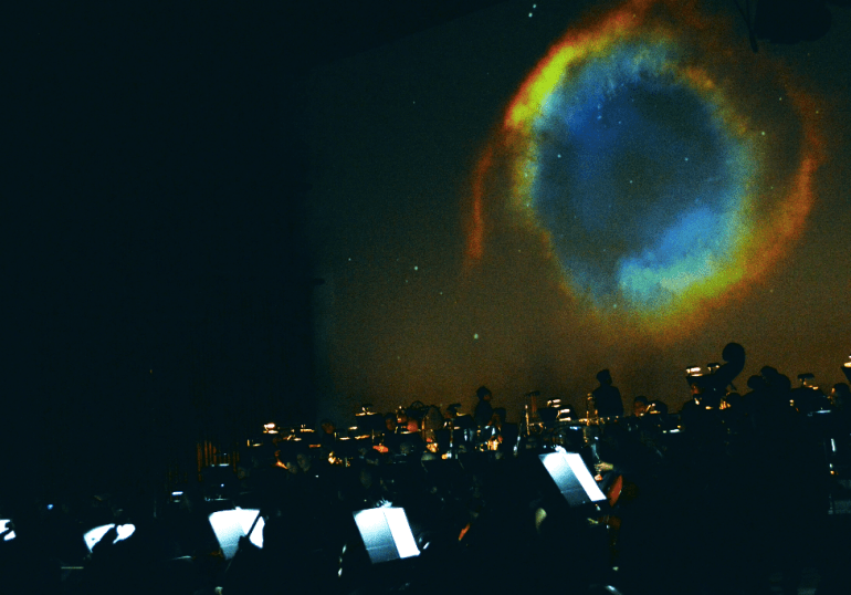 Los planetas de Holst, en Bellas Artes