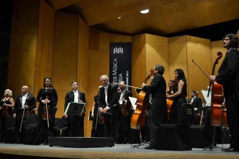 Festival de Música de Morelia 2015