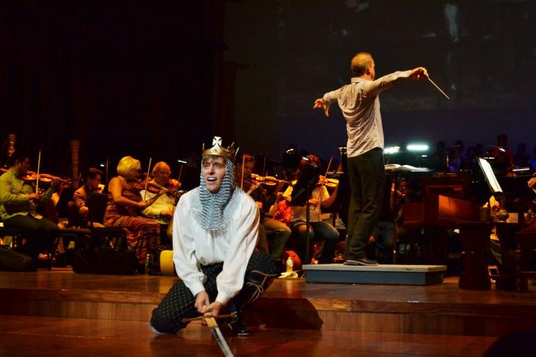 Shakespeare y la Orquesta Sinfónica Nacional