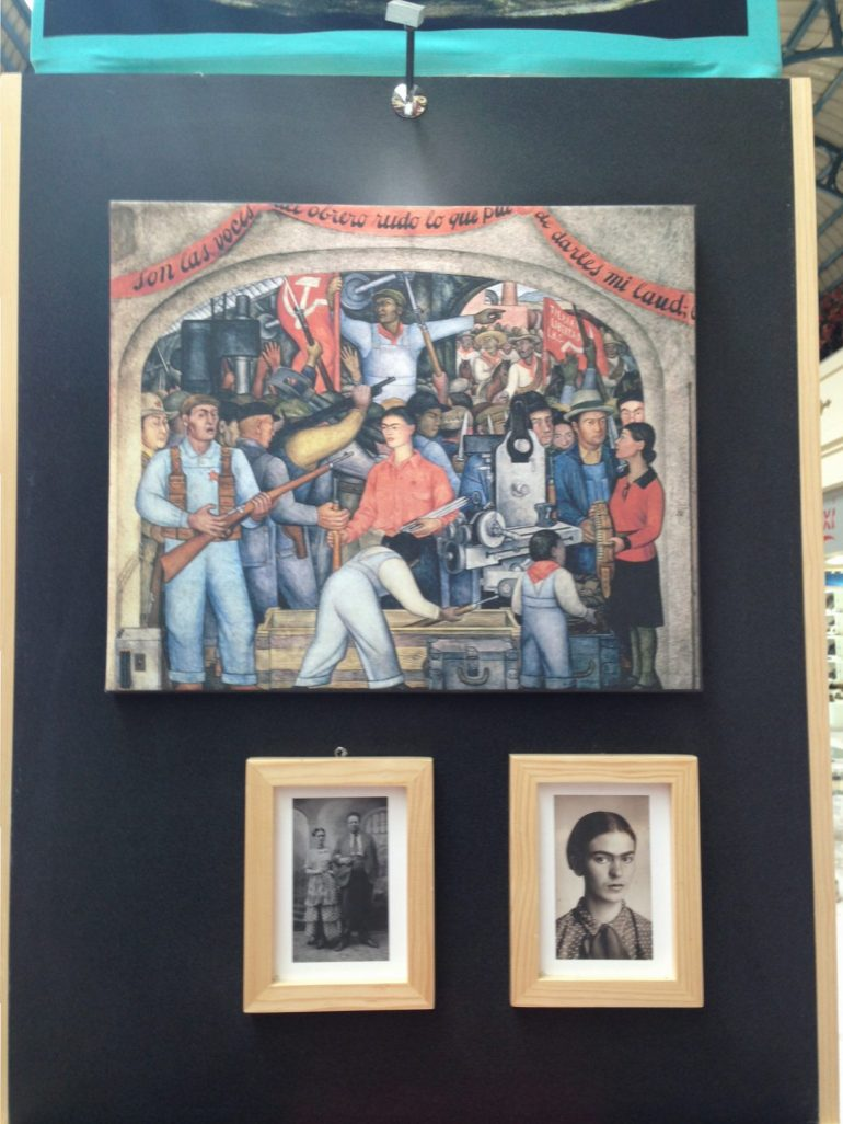 Diego Rivera Extramuros