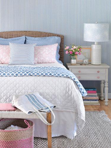 Cores para casa  Aproveite a tendncia do azul
