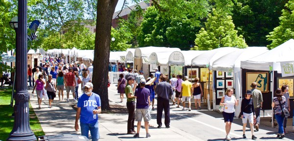 Ann Arbor Street Art Fair Original