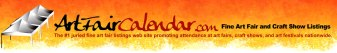 art fair calendar logo