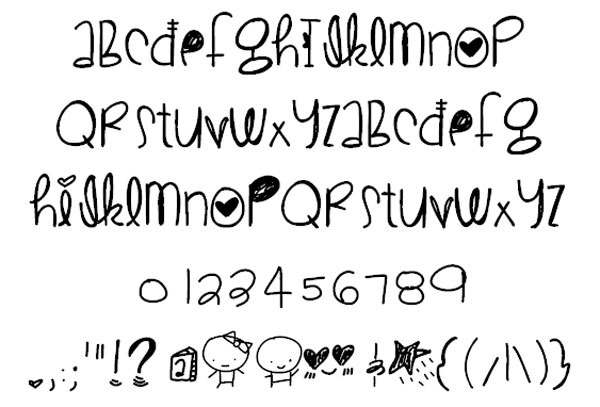 Top 20 Best Hand Drawn Fonts