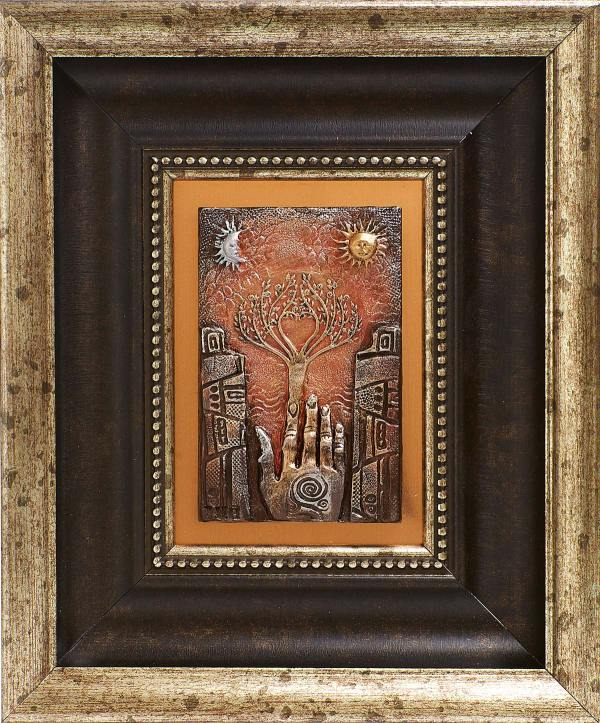 Bronze Archetype World Tree
