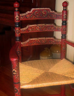 cane chairs new zealand stool chair informa antique furniture and rush seating restorer art fix repair restoration