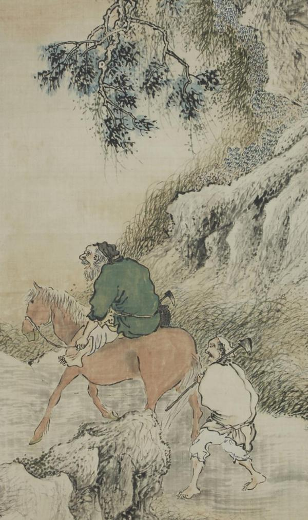 Traditional Japanese Art In Asia Week York Exhibition
