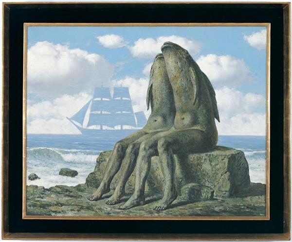 Rene Magritte Art Surrealism