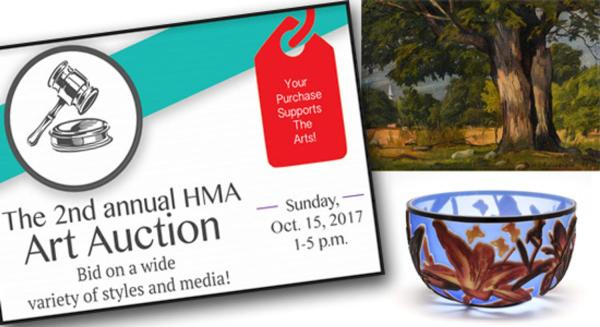 Hma Host Art Auction Fundraiser October 15 - Artwire