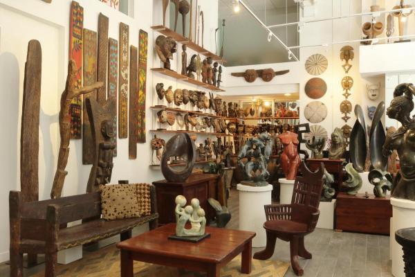Hemingway African & Safaris Opens In Tribeca