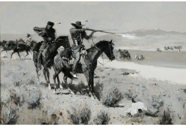 Scottsdale Art Auction Shatters Western Records