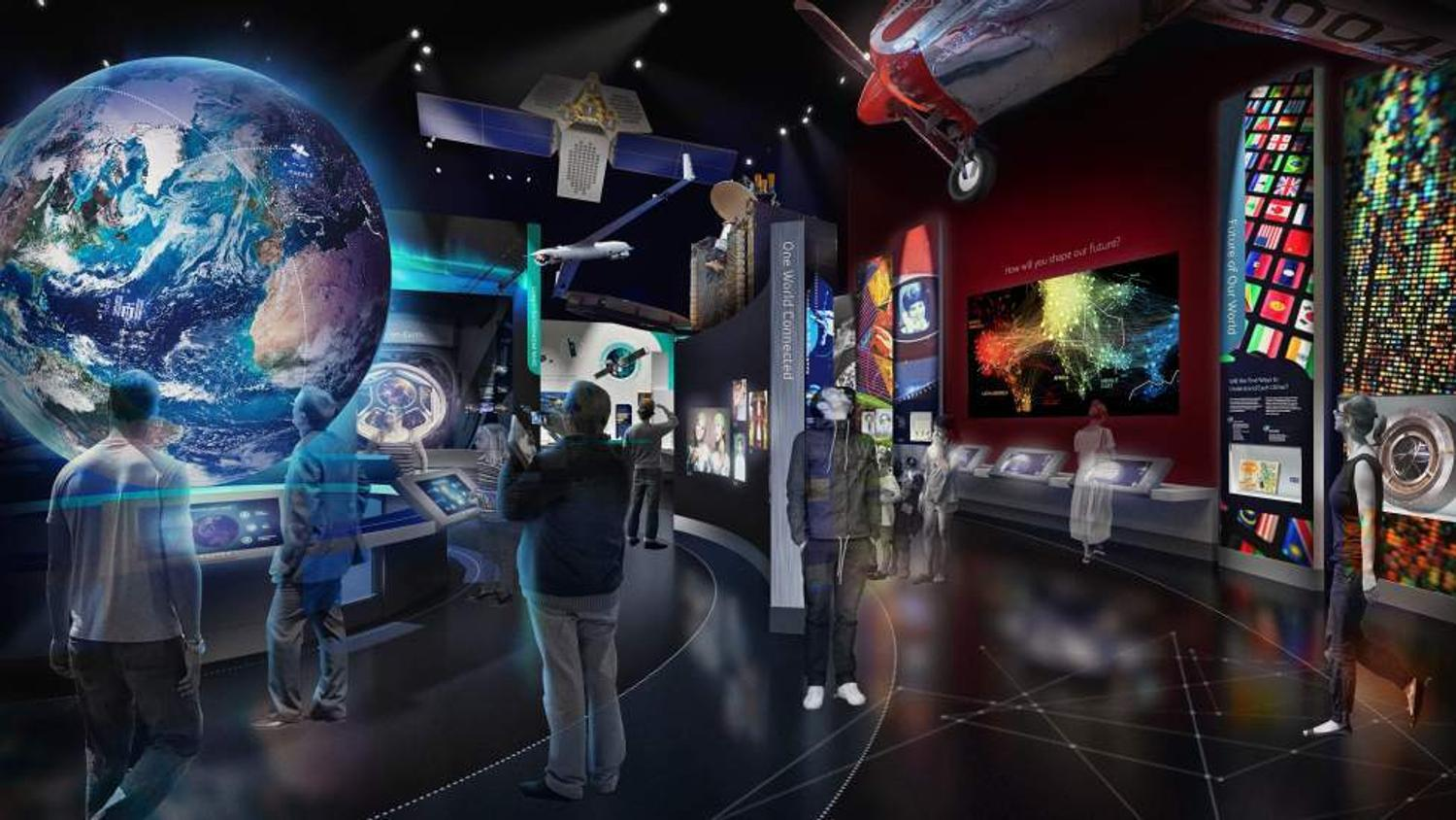 National Air And Space Museum To Undergo 900M Redo