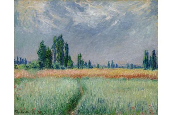 Monet Deaccession Cleveland Museum Of Art' 350