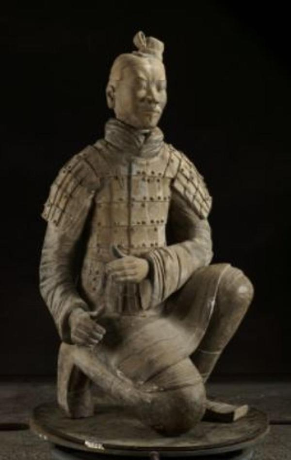 Legacy of the First Emperor of Terracotta Army China