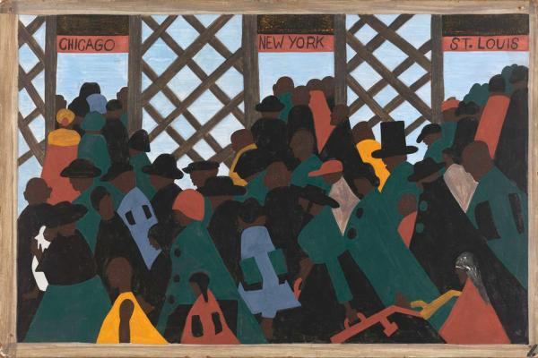 Phillips Collection Exhibition Reunites 60 Panels