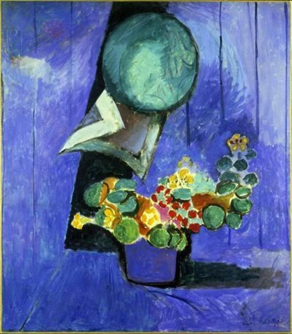 'matisse Radical Invention 1913-1917' View Art Institute Of Chicago - Artfixdaily