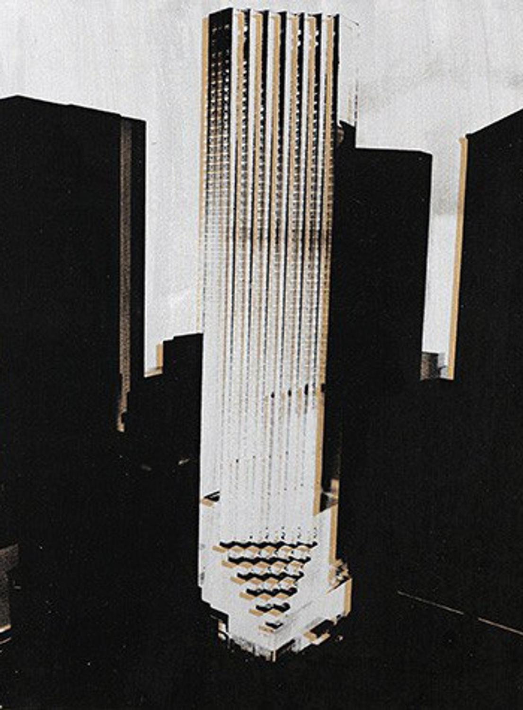 Looking Back at Warhols Trump Tower  ArtfixDaily News Feed
