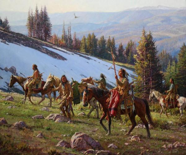 Jackson Hole Art Auction Announces Work Martin