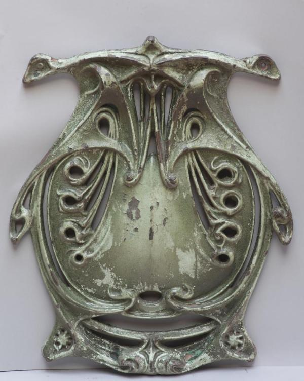 Hector Guimard Art Nouveau