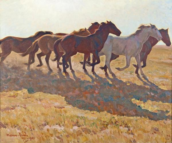 Jackson Hole Art Auction Of And Present