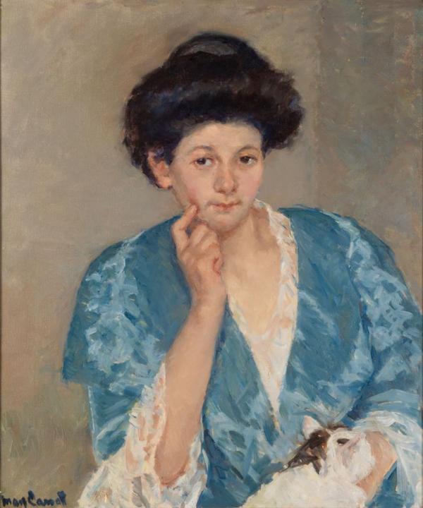 Art History Mary Cassatt Retrospective And Auction