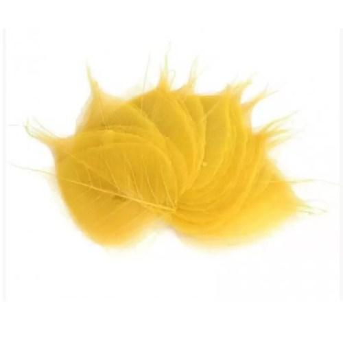 Frunze Voal Galben 2