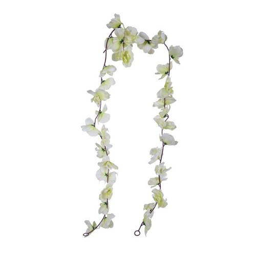 Ghirlanda Orhidee 36 verde deschis