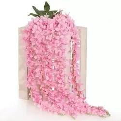 Ghirlanda orhidee 5 crengi K058 light Pink e1586190076639