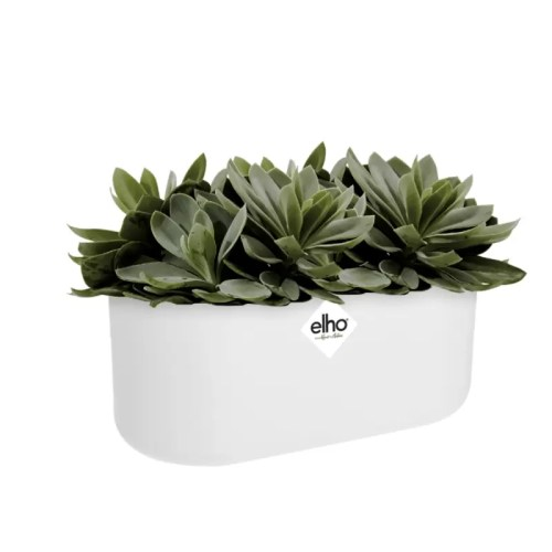 Ghiveci Ehlo B.for Soft Duo 27cm alb 02