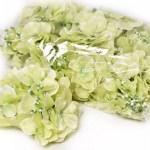 hortensia planta artificiala verde