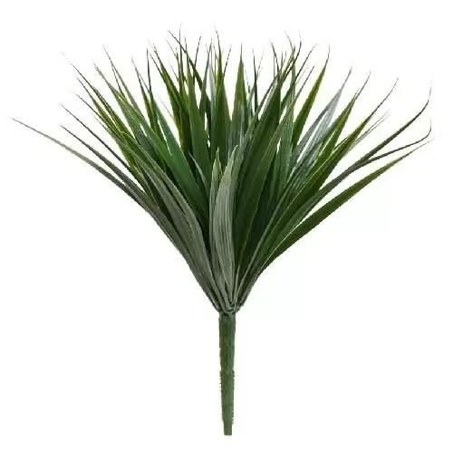 iarba bambus artificiala H25
