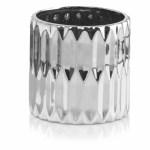 Ghiveci Moon rotund Silver 118