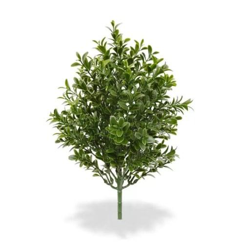 Tufa Buxus artificial UV 30cm
