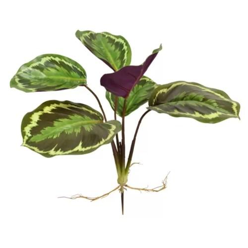 Calathea arificiala 25cm