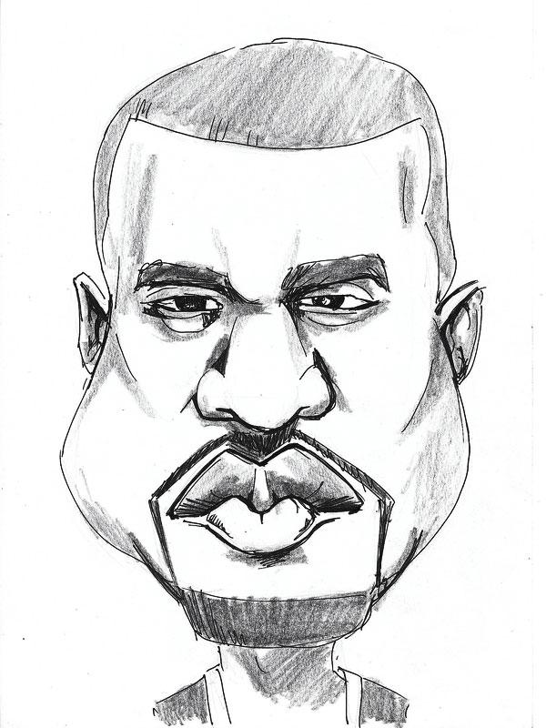 kanny-west-caricature-artfordplus