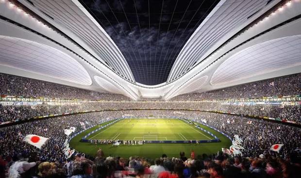 Stadion Nasional Jepang